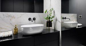 Bathroom tiling solutions