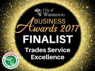 City of Wanneroo Business Awards 2017 Finalist